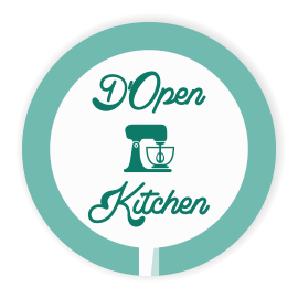 D'Open Kitchen Logo
