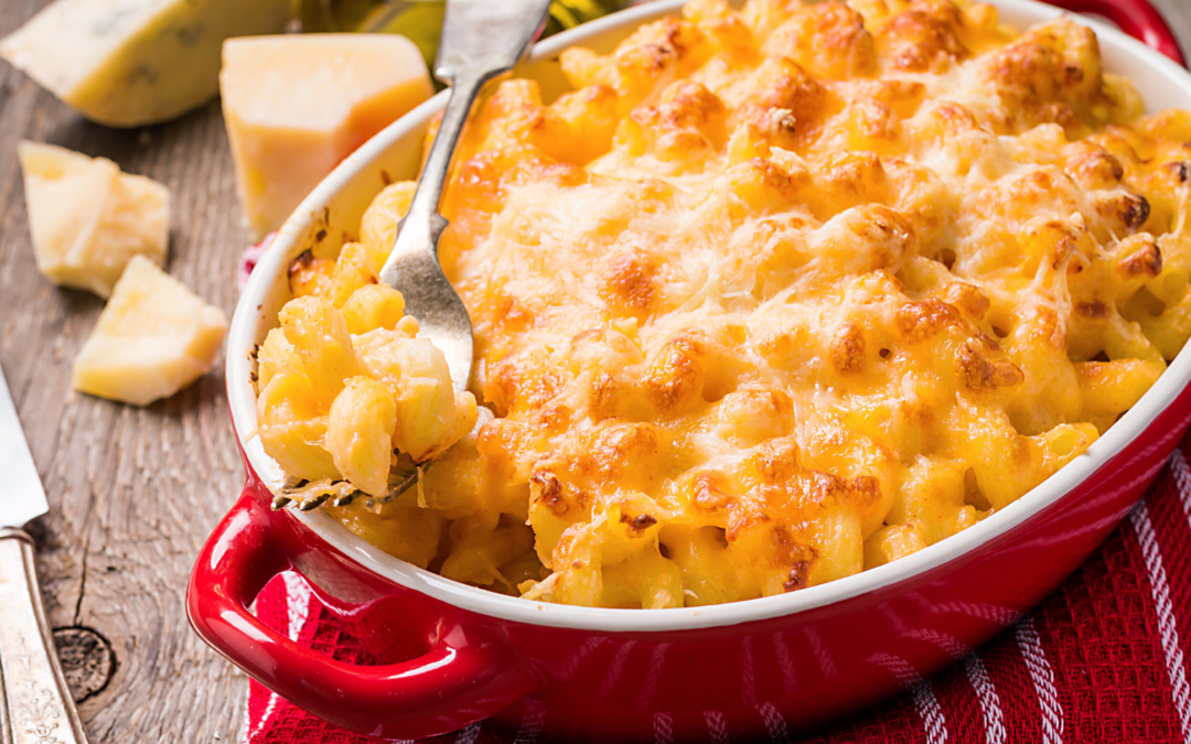 Mac & Cheese Bake