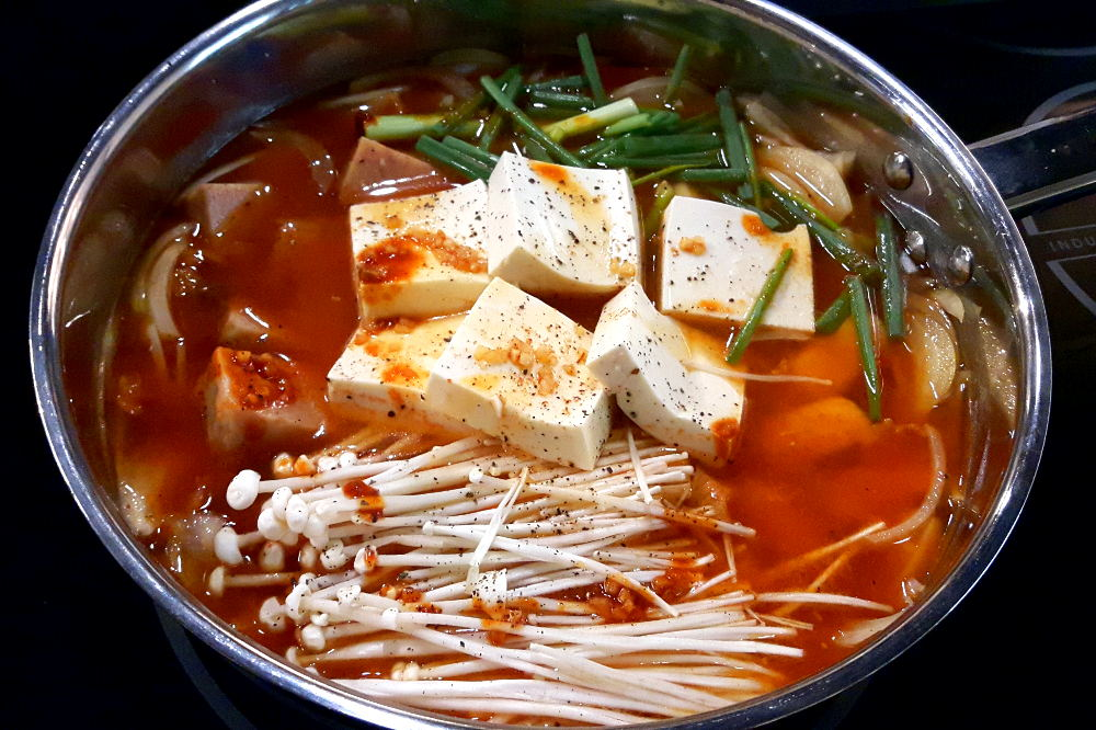 Korean Army Stew – Budae Jjigae