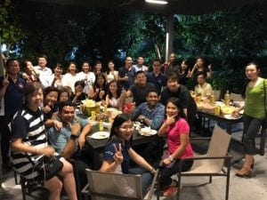 BBQ Event for Bigger Group