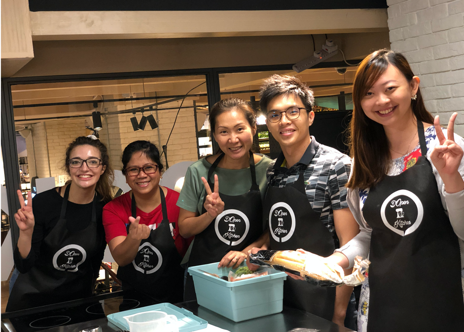 How Cooking Can Help In Team Building For Companies