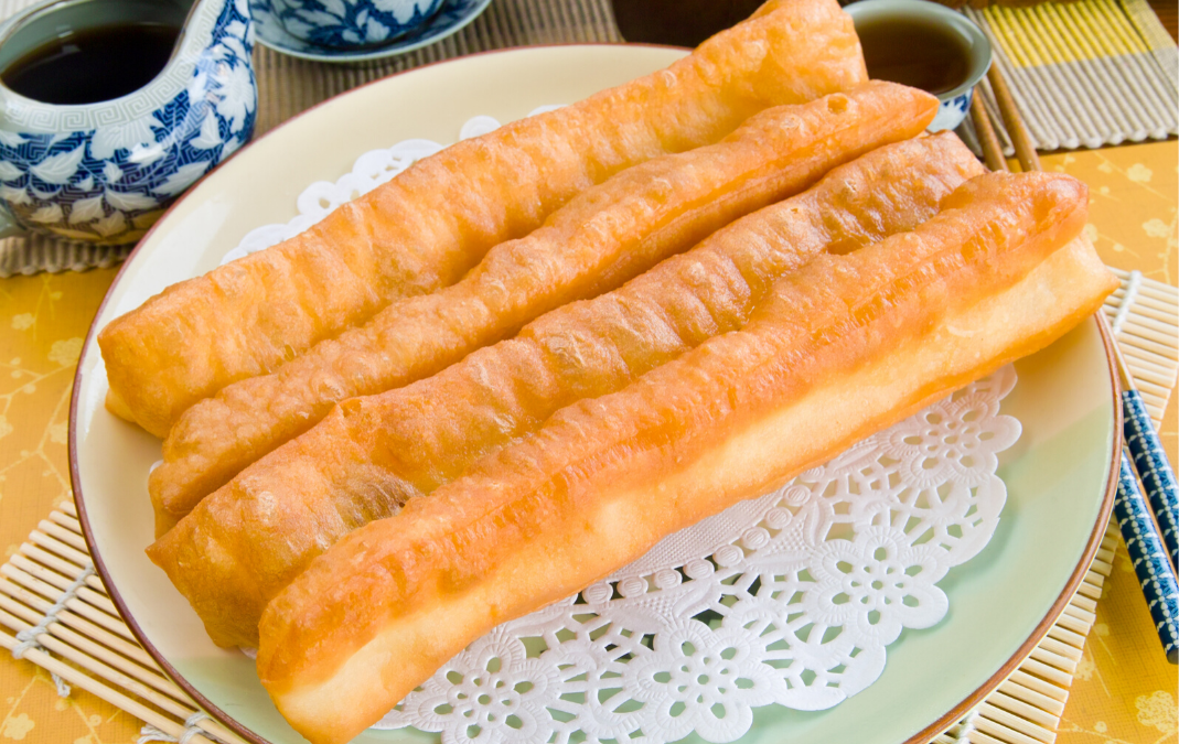 You Tiao (Dough Sticks)