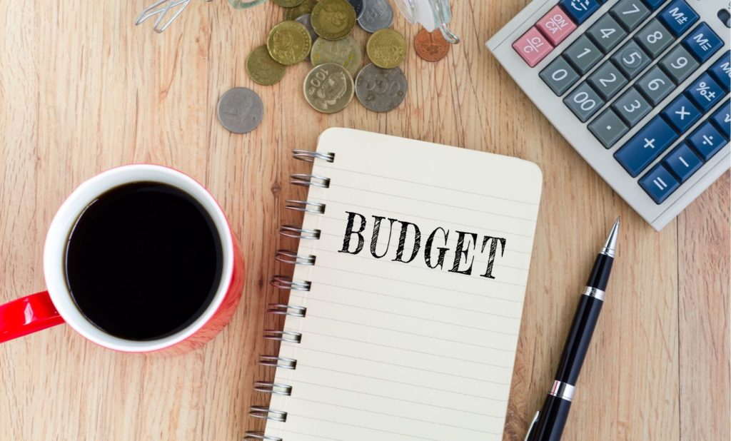 Image of budget planning